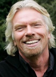 Richard Branson - speakerbookingagency