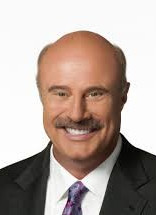 Dr  Phil McGraw's Booking Agent and Speaking Fee - Speaker