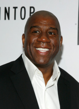 Magic Johnson - speakerbookingagency