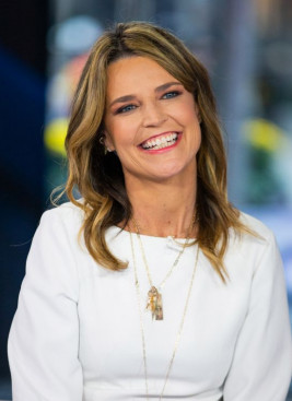 Savannah Guthrie - speakerbookingagency